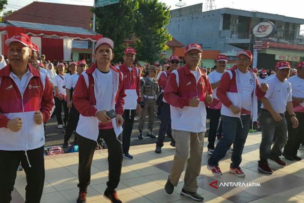 PT KAI Gelar Pesta Rakyat Semarak Asian Games di Situbondo