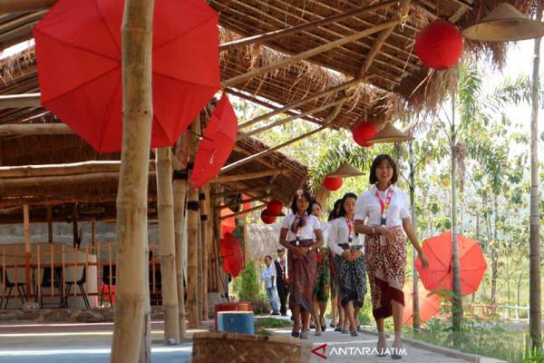 """Priyo Kembangkan """"Kampung Tumo"""" Jadi Wisata Edukasi (Video)"""