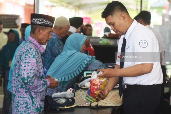 Pemeriksaan Bawaan Calon Haji