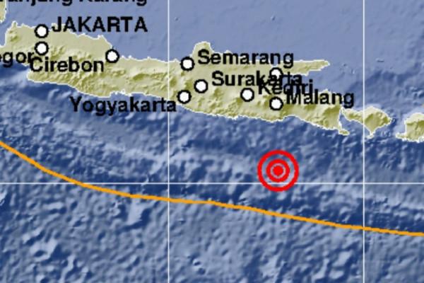 38 Aftershocks Hit Malang As Of Friday Morning