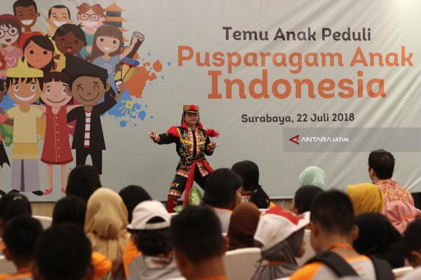 Pusparagam Anak Indonesia