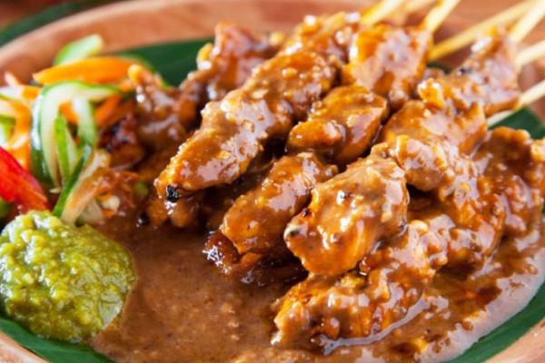 Sate Ayam Jadi Kuliner Primadona di Portugal