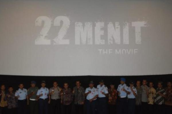 Wawali Kota Madiun Minta Film 22 Menit Disosialisasikan
