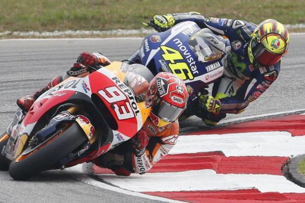Marquez Tercepat Sesi Latihan MotoGP Valencia