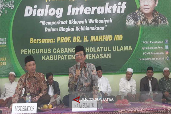 Mahfud: Jokowi Tahu Siapa yang Didukung Rakyat