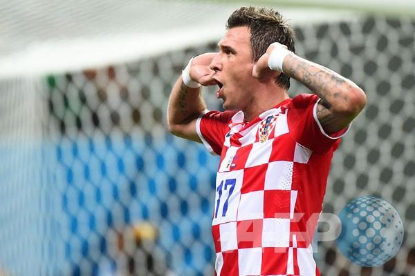"Warga Kroasia ""Tumpah"" ke Jalan Sambut Timnas"