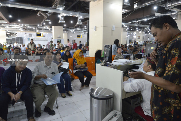 Dispendukcapil Surabaya Sempurnakan Alur Pelayanan Pengajuan KTP Elektronik