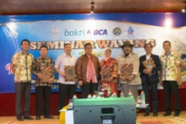 BCA Luncurkan Gerakan Buku Wayang untuk Indonesia