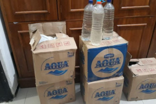 Polres Ponorogo Ungkap Peredaran Minuman Keras