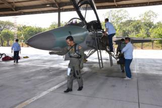'Golden Eagle' Laksanakan Misi Operasi Ambalat