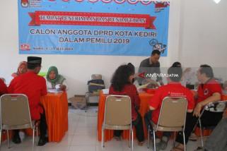 Dua Partai Tidak Daftarkan Bakal Calon Legislatif di KPU Kota  Kediri