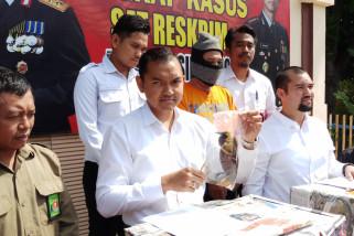 Polisi Sidoarjo Tangkap Penjual Satwa Dilindungi