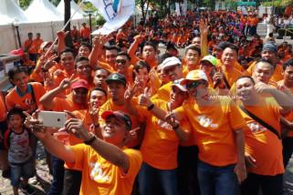 BNI Kanwil Surabaya Targetkan 100 Ribu Pengguna Aplikasi