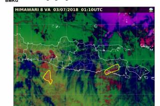 Terdampak Abu Vulkanik Gunung Agung, Bandara Jember dan Banyuwangi Ditutup