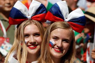 FIFA: Piala Dunia Ubah Persepsi terhadap Rusia