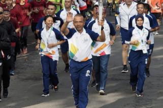 Kapolrestabes Surabaya Bangga Dipercaya Bawa Obor Api Asian Games
