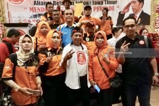 ARJ Sosialisasikan Program Dukung Pemenangan Jokowi