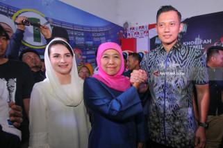 Khofifah Apresiasi Pemilih Pemimpin Perempuan