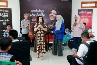 Musikus Jaz Amerika Berikan Workshop di Banyuwangi
