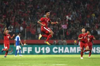 Indonesia Taklukkan Jordania 3-2