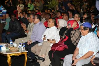 Nobar Piala Dunia di Banyuwangi Ajang Sosialisasi Asian Games