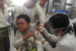 Dinkes Surabaya: ORI Difteri Tahap Dua Capai 58,04 Persen