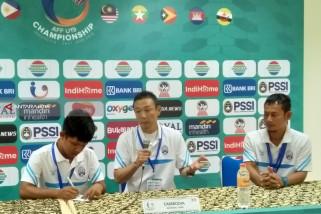 Sepak Bola - Kamboja U-19 Gagalkan Peluang Lolos Timor Leste