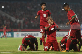 Video - Indonesia Menang Telak Lawan Singapura