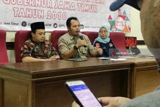Maju DPRD Jatim, 70 Bacaleg Tidak Penuhi Syarat