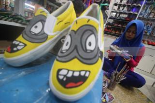 Sepatu Lukis Surabaya