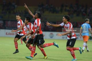 Madura United Kalahkan Perseru Serui