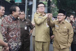 Sidak Mendagri di Malang
