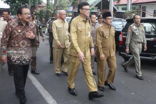 Mendagri Hadiri Pelantikan 40 Anggota DPRD Kota Malang