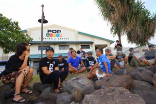 Nelayan Indonesia Di Hawaii