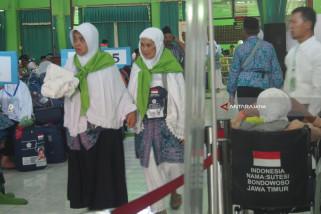 Tiga Kloter Embarkasi Surabaya Masuk Asrama