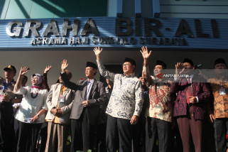 Pemberangkatan Jamaah Calon Haji