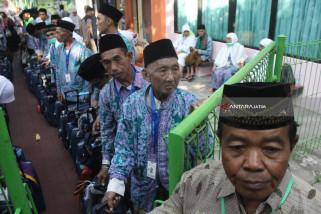 59,29 Persen Jamaah Calon Haji Berisiko Tinggi