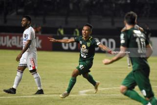 Gol Tunggal Irfan Jaya Menangkan Persebaya Atas Bali United