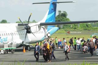 Buka-Tutup Bandara Notohadinegoro Pengaruhi Jumlah Penumpang