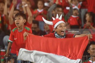 Pelatih Indonesia Apresiasi Suporter Timnas U-16
