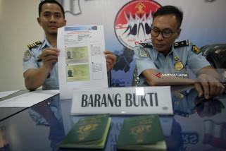 WNA Palsukan Paspor