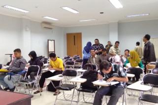 Ratusan Bacaleg Ikuti Tes Kejiwaan di RSUD Tulungagung