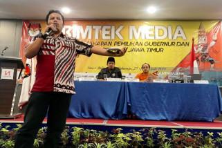 Pemilih Pemula Pemilu 2019 di Jatim Mencapai 487 Ribu