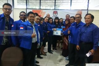 Keterwakilan Bacaleg Perempuan Demokrat Surabaya Capai 40 Persen
