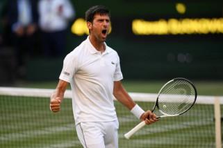Djokovic Raih Gelar Wimbledon Keempat Kalinya