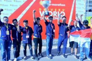 Tim ITS Surabaya Juara DWC di London