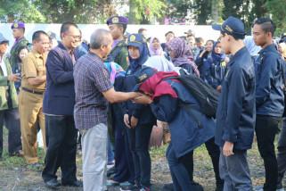 Unej Terjunkan Mahasiswa KKN Siapkan Desa Tangguh Bencana