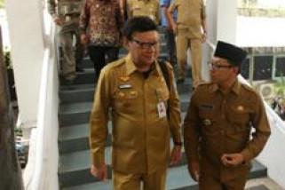 Mendagri-Gubernur Jatim Kejutkan ASN Kota Malang