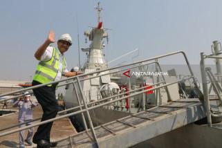 Menko Maritim Apresiasi Pengerjaan Kapal Dalam Negeri