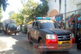 Polres Pamekasan Terapkan Pengamanan Berlapis di Rekapitulasi Pilkada